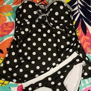Other - NWOT 2 piece swim suit